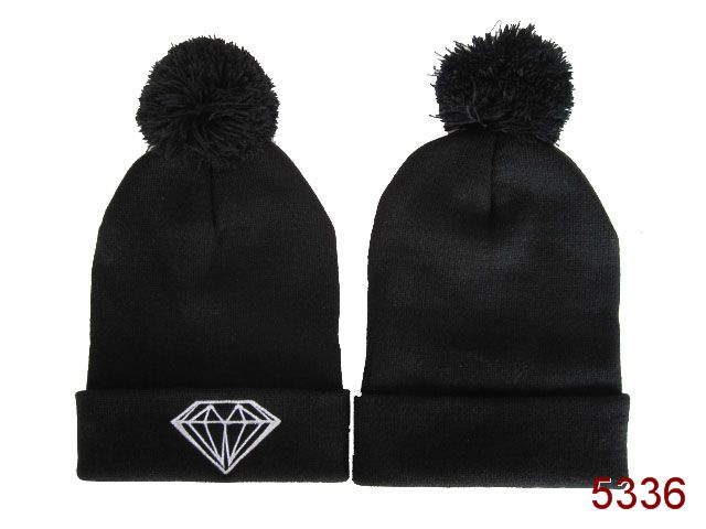 Diamond Beanie Black 1 SG